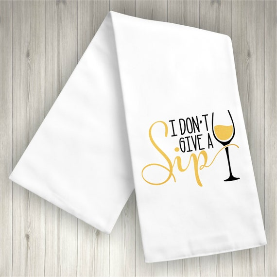 White Towels, Kitchen Towels, Dish Towels, Flour Sack Towel, Bridal Shower  Gift, Personalize Wedding Gift, Housewarming Gift, Custom Towel