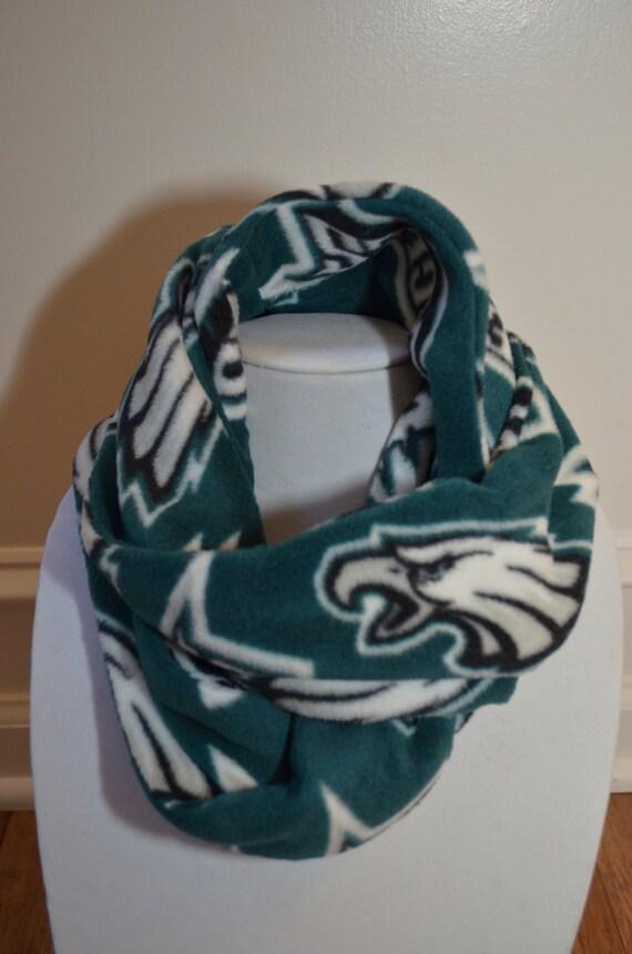 buy popular 018c2 edaa2 Infinity Scarf (Philadelphia Eagles Fleece) - Men's or Women's