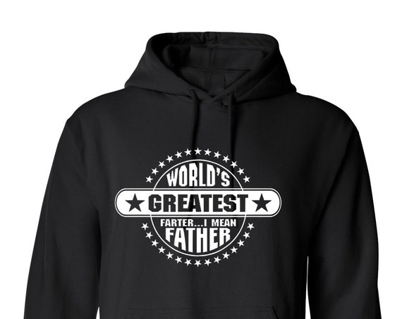Funny Worlds Best Farter Fathers Day Quote for Adult Unisex Hoodie Warm Clothing Hoodies Adult Hoodies Sweatshirts Assorted Color Hoodies
