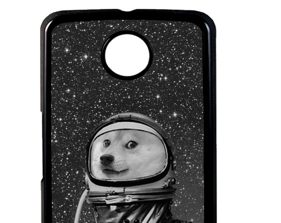 DOGE Astronaut For Nexus 4 Nexus 5 and Nexus 6 Phone Case Protective Cover