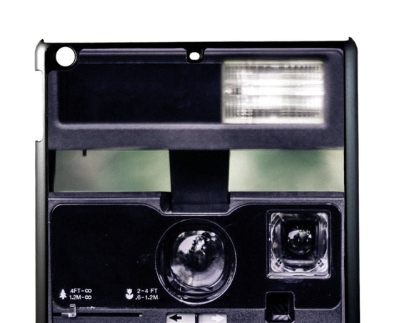 iPad Case Vintage Instant Film Camera For iPad 2/3/4, iPad Mini 1/2 and iPad Air