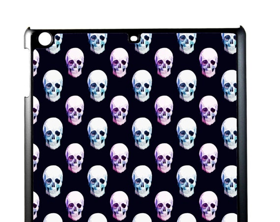Trendy Skull Pattern For iPad 2/3/4, iPad Mini 1/2 and iPad Air