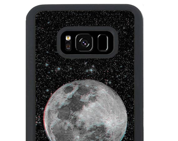 The Moon Trip For Samsung Galaxy S9 Plus, S9, S8 Plus, S8, S7 Edge, S7, S6 Edge Plus, S6 Edge, S6, S5, S4, S3 Phone Case