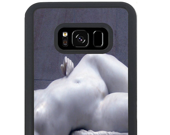 Body Of Lies Marble Sculpture For Samsung Galaxy S9 Plus, S9, S8 Plus, S8, S7 Edge, S7, S6 Edge Plus, S6 Edge, S6, S5, S4, S3 Phone Case