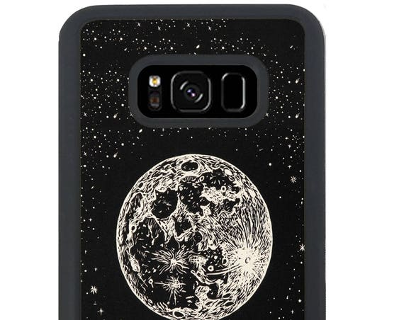 My Sun Moon and Stars Romatic For Samsung Galaxy S9 Plus, S9, S8 Plus, S8, S7 Edge, S7, S6 Edge Plus, S6 Edge, S6, S5, S4, S3 Phone Case