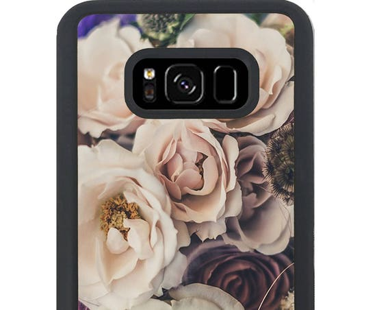 Bouquet of Flowers For Samsung Galaxy S9 Plus, S9, S8 Plus, S8, S7 Edge, S7, S6 Edge Plus, S6 Edge, S6, S5, S4, S3