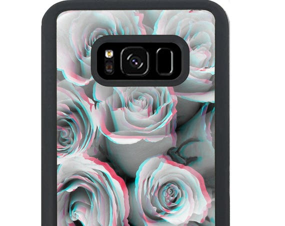 Trippy Psychedelic Floral For Samsung Galaxy S9 Plus, S9, S8 Plus, S8, S7 Edge, S7, S6 Edge Plus, S6 Edge, S6, S5, S4, S3 Phone Case