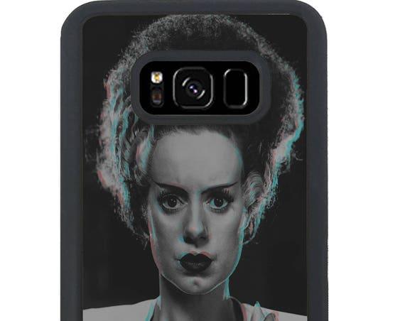 Bride of Frankenstein  For Samsung Galaxy S9 Plus, S9, S8 Plus, S8, S7 Edge, S7, S6 Edge Plus, S6 Edge, S6, S5, S4, S3 Phone Case