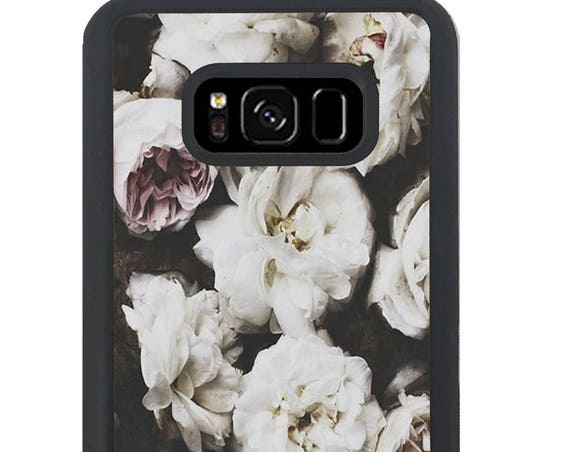 Cute Vintage Floral Hipster Art For Samsung Galaxy S9 Plus, S9, S8 Plus, S8, S7 Edge, S7, S6 Edge Plus, S6 Edge, S6, S5, S4, S3 Phone Case