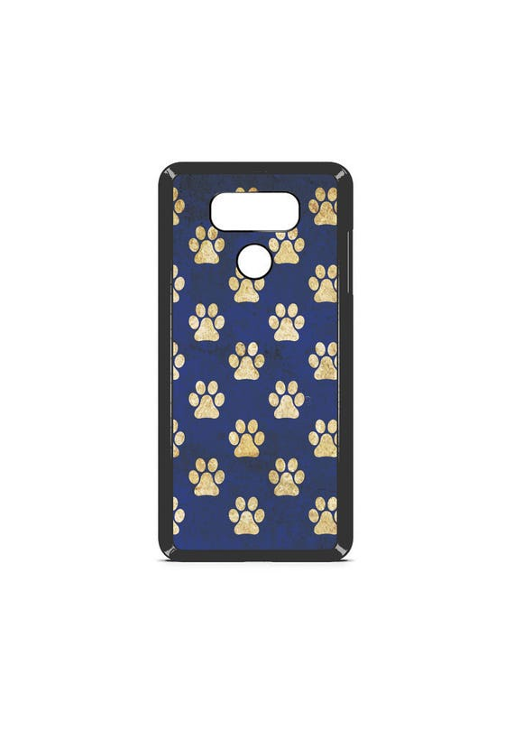 LG Case Cute Puppy Paws Pattern LG G5 Case LG G6 Case Phone Case lg phone case g5 case g6 case Phone Cover dog lover gift dog phone case
