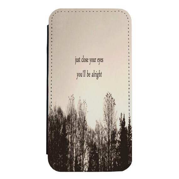 You'll be alright for iPhone 5/5s/SE 6/6s 6/6sPlus 7/7Plus 8/8Plus X Samsung Galaxy S6/S6Edge S7/S7Edge S8/S8Plus Wallet Case
