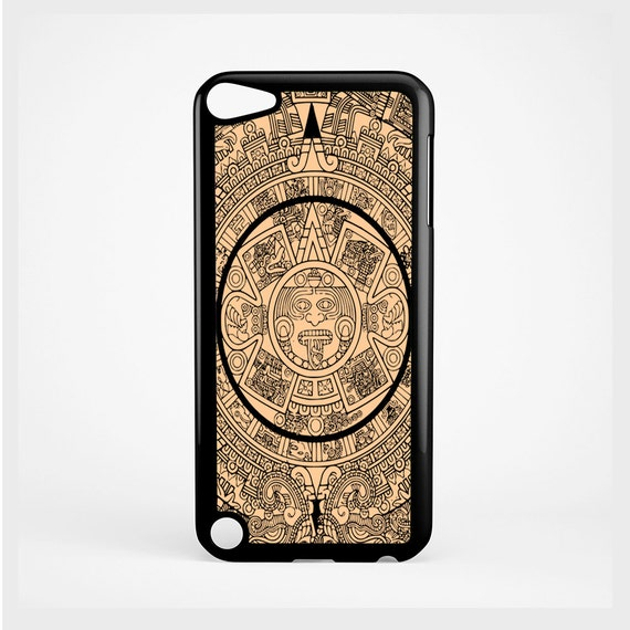 iPod Case Aztec Calendar For iPod 4th Generation, iPod 5th Generation, and iPod 6th Generation
