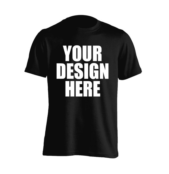 Custom Color Shirts Your Desgin Your Own T-Shirt Graphic Tee Men Women Teens Unisex Adult Apparel Mothers Day Gift Idea Colorful Shirts
