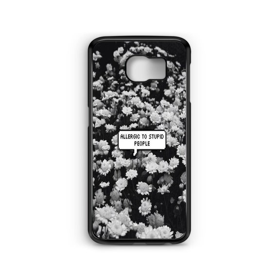 Mature Funny Allergies Quote For Samsung Galaxy S9 Plus, S9, S8 Plus, S8, S7 Edge, S7, S6 Edge Plus, S6 Edge, S6, S5, S4, S3 Phone Case