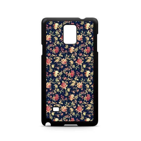 Vintage Cute Floral Pattern for Samsung Galaxy Note 8, Note 5, Note 4, Note 3 Phone Case Phone Cover