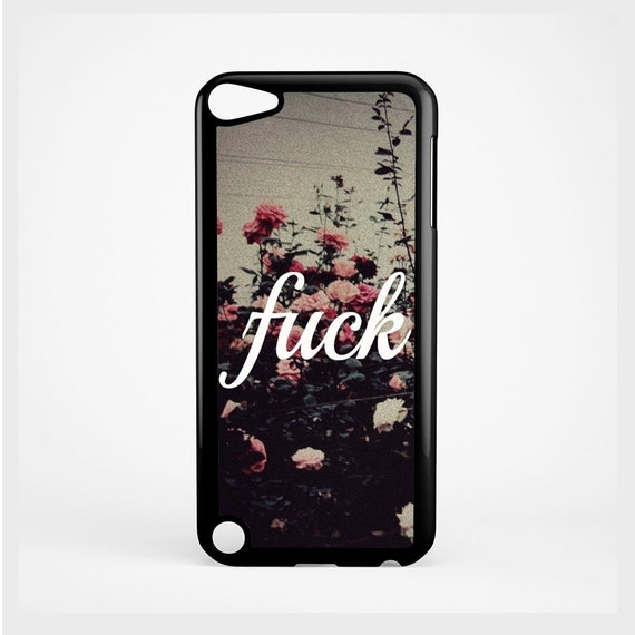 iPod Case Mature Hipster Quote For iPod 4th Generation, iPod 5th Generation, and iPod 6th Generation