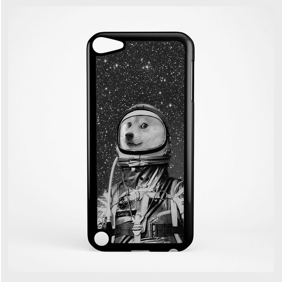 iPod Case Astronaut Doge For iPod 4th Generation, iPod 5th Generation, and iPod 6th Generation