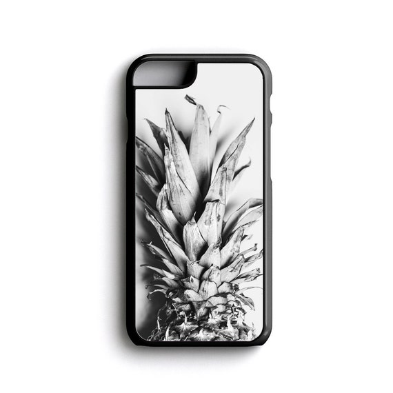 iPhone Case Pineapple Top Sketch For iPhone 4, iPhone 5, iPhone 5c, iPhone 6, iPhone 6 Plus with FREE iPhone Tempered Glass Screen PRO*