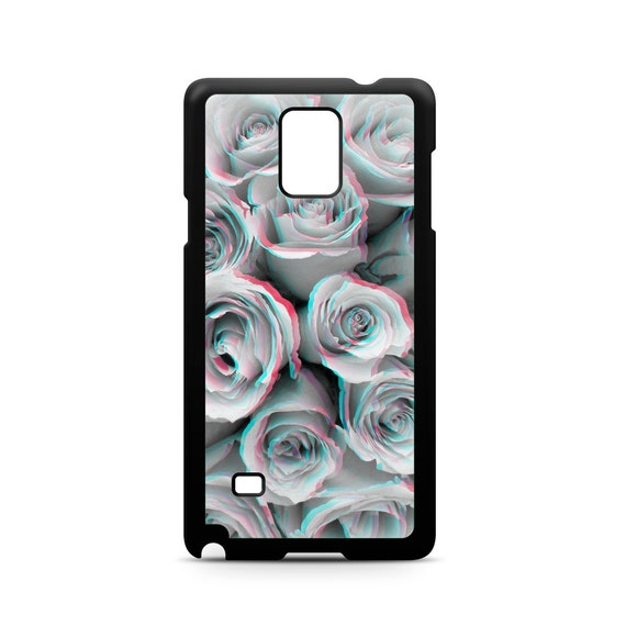 Trippy Floral for Samsung Galaxy Note 9, Note 8, Note 5, Note 4, Note 3 Phone Case Phone Cover
