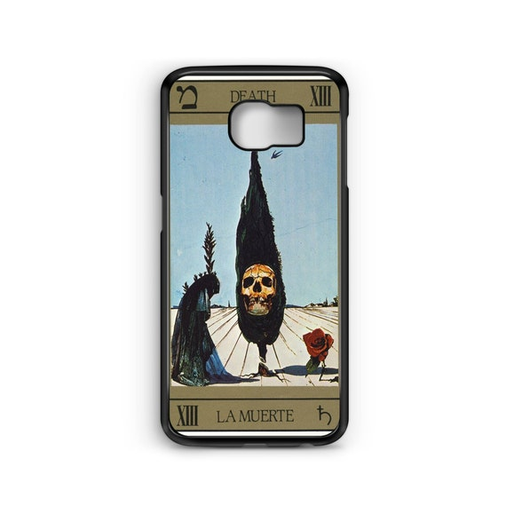 Xii La Muerte Vintage Loteria For Samsung Galaxy S9 Plus, S9, S8 Plus, S8, S7 Edge, S7, S6 Edge Plus, S6 Edge, S6, S5, S4, S3 Phone Case