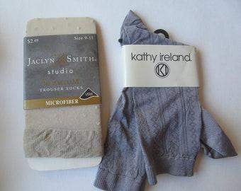 9e4add9b364 Trousers Socks    Woman    size Medium   NWT  2 pairs