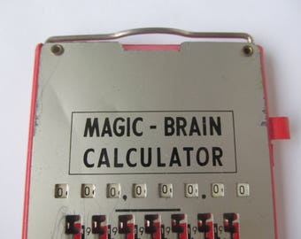Magic Brain Calculator