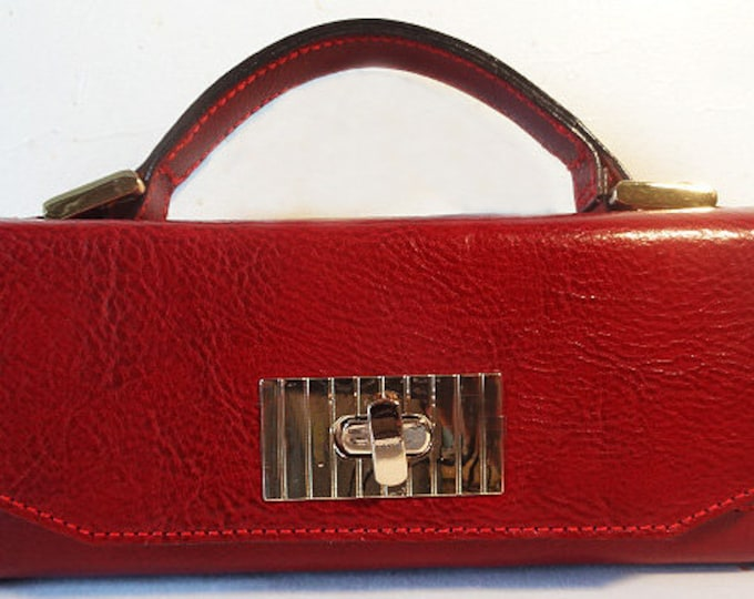 Jazz Mini Constructed Red Bag