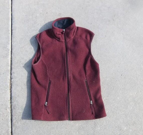 Vintage Patagonia Womens Vest Fleece XS 2000 1990s