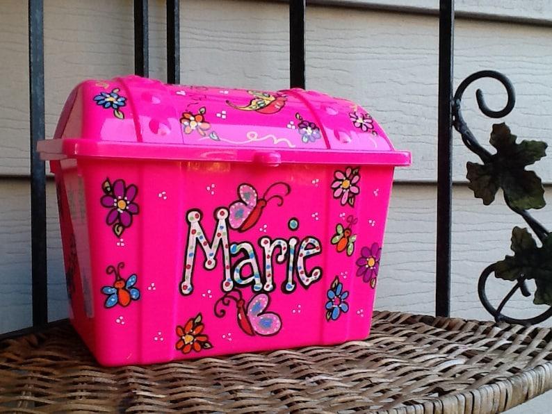 treasure chest toy box reward box, small toy box school reward box teacher reward box treasure storage box
