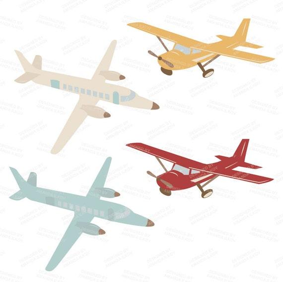 Professional Airplane Clipart & Airlplane Vectors Airplane ...