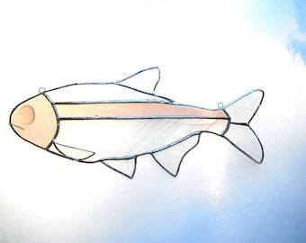 Fish Suncatcher - Cave Tetra