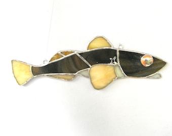 Fish Suncatcher - Staghorn Sculpin