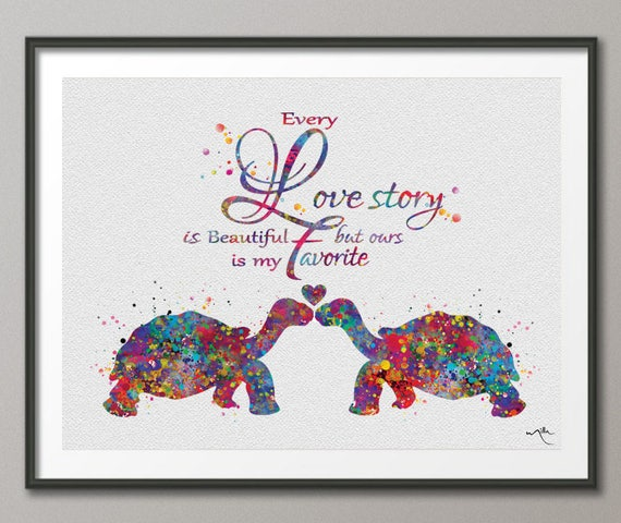 Good morning! Hope you have a wonderful day..... # ...  Turtle Love Sayings