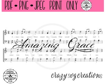 Amazing Grace Cup Etsy