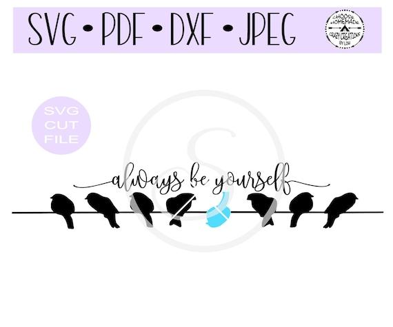 Todos me ama a todos ustedes archivo de corte SVG Descarga Digital Imagen stencil Art Craft