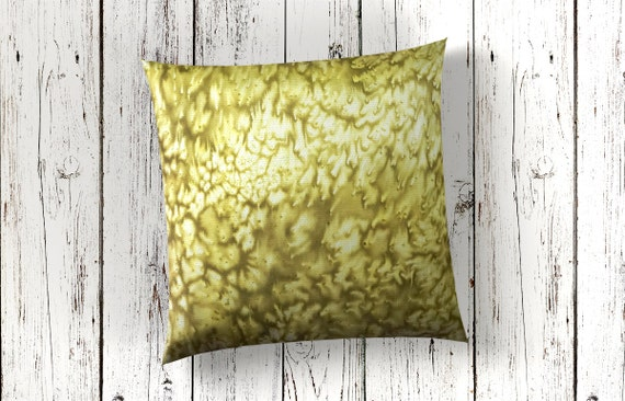 Light Green Pillow-Moss Green Pillow-Watercolor Silk Pillows-Green Pillow Cover-Tropical Decor-Boho Decor-Home Decor Gifts-Watercolor Decor