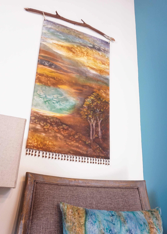Western Tapestry Wall Hangings
