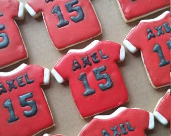 Jersey Sugar Cookies (1 Dozen)