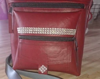 Cute little handbag Red