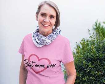 Best Nana Ever Mother's Day T-Shirt