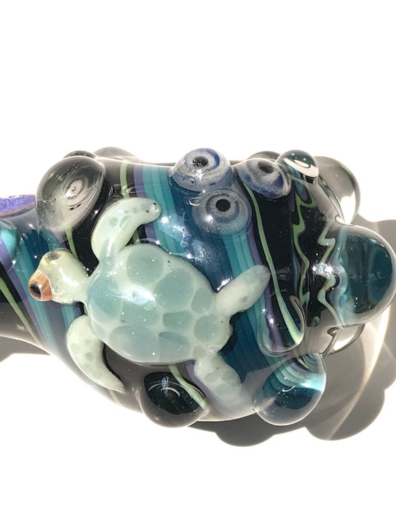 Glass Pipe Twilight Sea