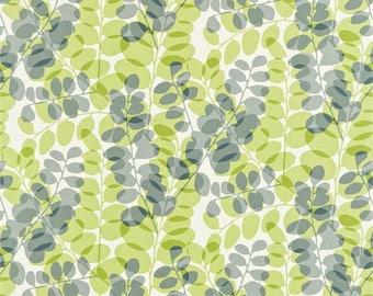 Scion Lunaria Chalk & Leaf Roman Blind Made to Measure