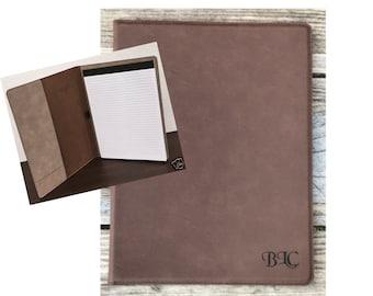 Personalized Portfolio, Leatherette Leather Portfolio, Business Portfolio, Portfolio For Men, Custom Portfolio, Leather Portfolio, Legal Pad