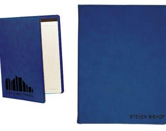 Leatherette Leather Portfolio, Business Portfolio, Portfolio For Men, Custom Portfolio, Personalized Portfolio, Leather Folio, Legal Pad