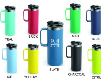 Personalized Vaccum Insulated Coffee Mug, Extra Large 20oz.,Personalized Coffee Mug, Insulated Travel Mug, Custom Travel Mug, Personalized