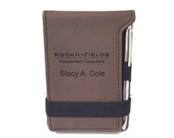 Rodan and Fields Personalized Jot Pad With Pen
