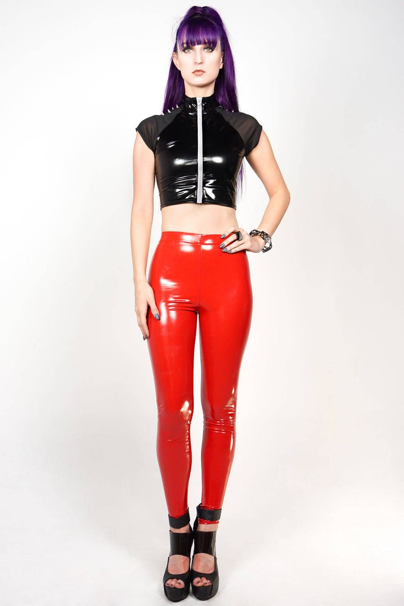 Mature mexican in red pants