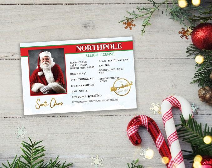 Santa Claus License