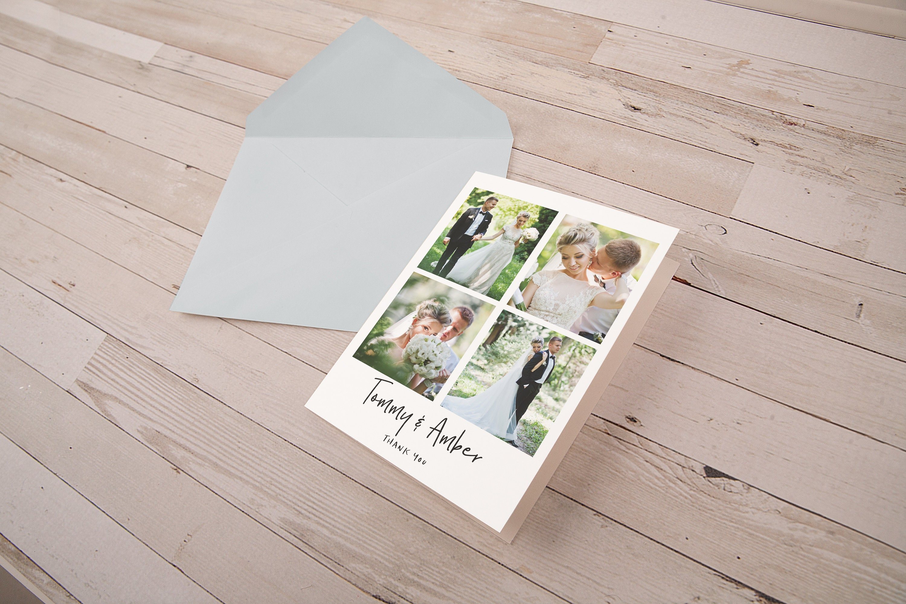 personalized folded note cards with envelopes blank note card set thank you note cards wedding thank you notes shower greeting cards - Personalized Folded Note Cards