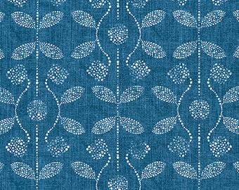 "Premier Prints Fabric-OSAMU-Slub Canvas-ITALIAN DENIM-Or-Color Choice-Fabric-By The Yard-54""-Cotton Decorator fabric"